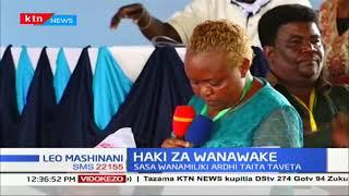 Wanaharakati wa Taita Taveta wasisitizia haki za wanawake