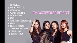 blackpink playlist all songs lyrics 2019 - TH-Clip