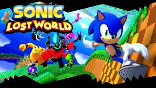 Honeycomb Highway (Beta Mix) - Sonic Lost World
