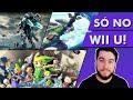 Jogos Exclusivos Do Wii U Ainda