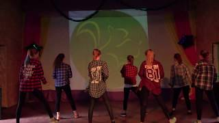 Tiësto & Sevenn - BOOM  Russian girls dance