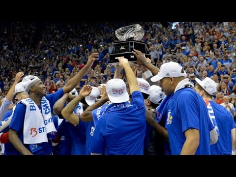 Kansas' High-Flyers Lift Jayhawks To Big 12 Title | CampusInsiders