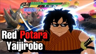 Red Potara Yaijirobe Is IMMORTAL! Budokai Tenkaichi 3