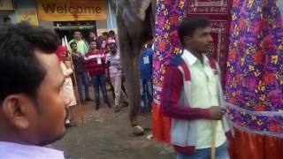 World Famous Biggest Open Air Stage Dhanu Yatra Festival BargarhOdishaIndia