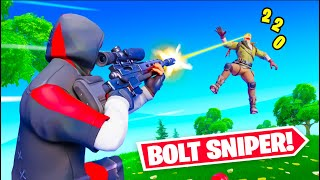 Snipers are BACK in Season 8!