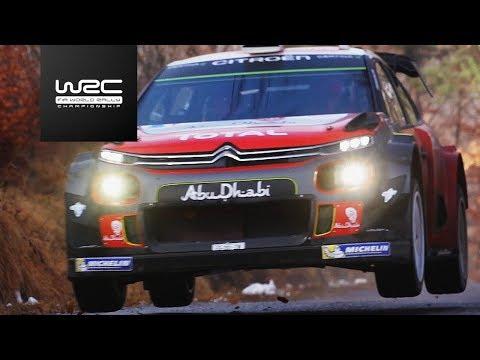 WRC - Mads Østberg ahead of Rally Sweden 2018