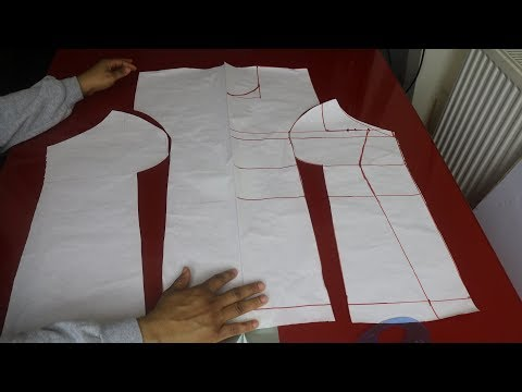 How To Draft A Princess Dart Bustier Blouse