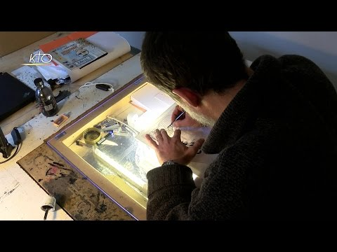 Jean-François Cellier, dessinateur de BD