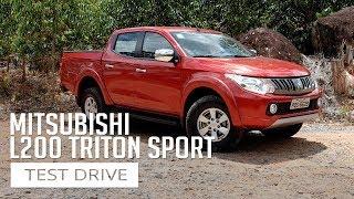 Mitsubishi L200 Triton Sport - Test Drive