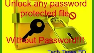 How to open any locked folder without password on any windows computer. Exclusive (Tech Times BD)