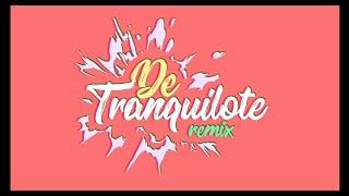 Danny Romero x Lérica x Mozart La Para - De Tranquilote [Remix] (Lyric Video)
