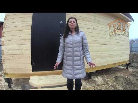 Прокофьева О.И. - видеоотзыв о строительстве