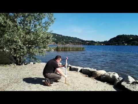 La pesca su un vokhma
