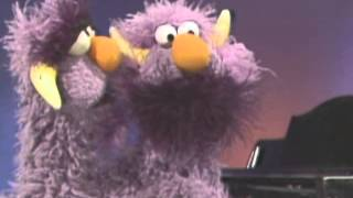 Sesame Street: Two-Headed Monsters Playing Chopsticks