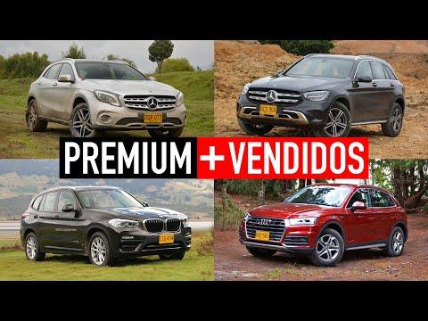Autos Premium más vendidos en Colombia en 2019 | TOP 10