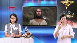 3 Phút Gia đình cầu nguyện với Lời Chúa: Chúa Nhật Lễ Chúa Giêsu Chịu Phép Rửa (Mc 1, 7-11)