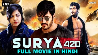 SURYA 420 New Released Full Hindi Dubbed Movie | Action Thriller Movie | South Movie In Hindi