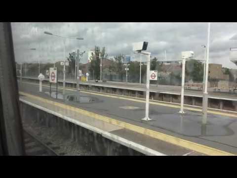 Full Journey On The London Overground From Crystal Palace to Highbury & Islington
