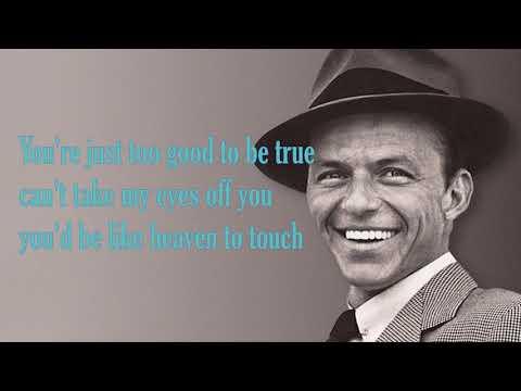 1 Hour of I Love You Baby by Frank Sinatra (Lyrics)