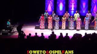 Soweto Gospel Choir - 2017 Asia Tour: Impromptu Amazing Grace