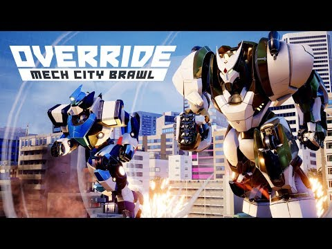 OVERRIDE - PvP Trailer thumbnail