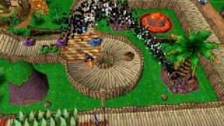 Sim Theme Park video