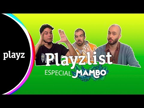 Playzlist: David Sainz y Enrique Lojo hablan de 'Mambo' | Playz
