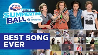 One Direction - Best Song Ever - Fan Edition (Best of Capital's Summertime Ball) | Capital