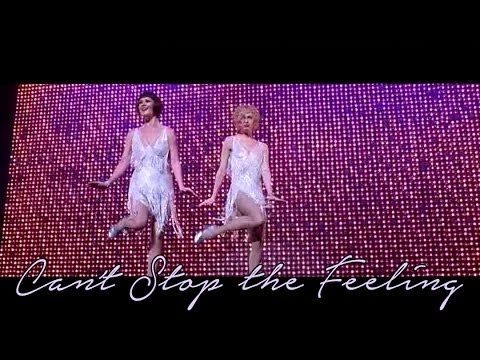 Can't Stop the Feeling  - Multifandom