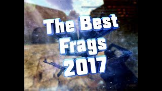 The best frags in 2017