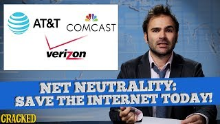How You Can Stick It To Comcast And Verizon Today - SOME NEWS SPECIAL REPORT (Net Neutrality)