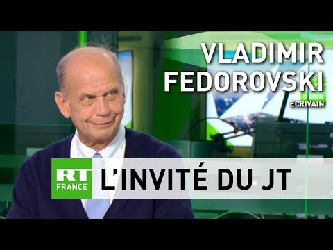 Vladimir Fédorovski : «On a diabolisé la civilsation russe»