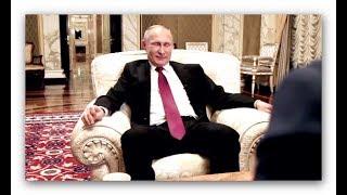 Путин: миссия - сесть на стул
