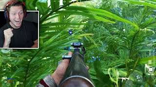 tmartn compliments the bushes in the vanguard beta