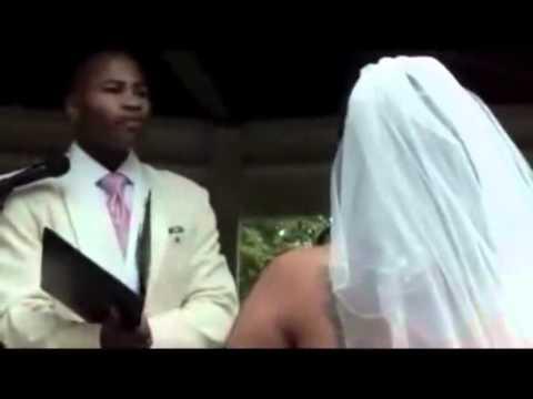 חתונה נעצרת בסימן משמיים!