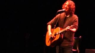 "Chris Cornell ""Sweet Euphoria""  Knight Theatre, Charlotte,NC 12.2.13"
