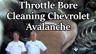 Throttle Bore Service - Chevy
