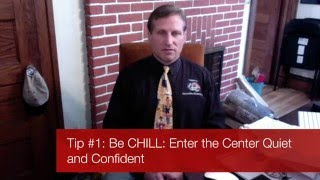 CPE in 3-ish #9: 6 Tips for Test Center Demeanor, Behavior, and Thinking