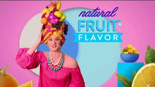 Fusion of Nutritious and Delicious' - VitaFusion Super Bowl 2018 TV Commercial