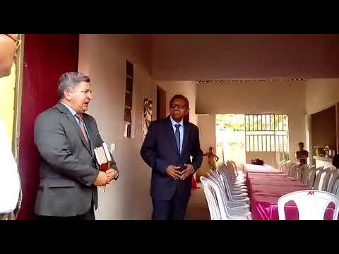 Pré inauguração do Refeitório José de Arimateia Limeira - Tirirical, Bom Jardim - Maranhão 2018