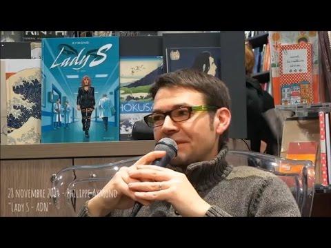 Vidéo de Philippe Aymond
