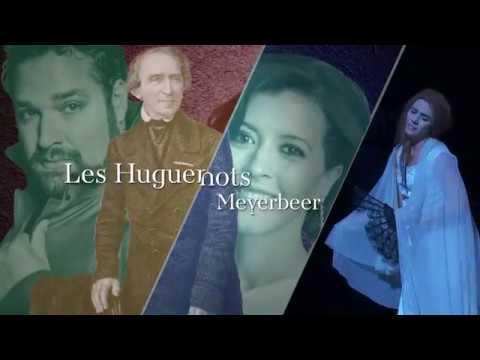Opéra de Paris LES HUGUENOTS en direct au cinéma