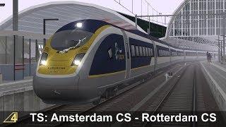 Train Simulator: Amsterdam Centraal - Rotterdam Centraal With Eurostar E320 (Class 374)