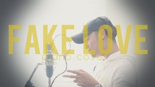 Download Video Fake Love (Piano Cover) - @Drake | Jb.