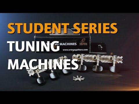 ORTEGA GUITARS | OTM TUNING MACHINES (STUDENT SERIES)