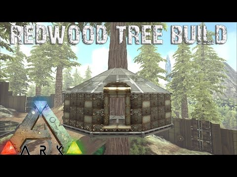 ARK Survival Evolved  - Annunaki Genesis - Amazing Tree Builds and New Mods! Modded S2E27