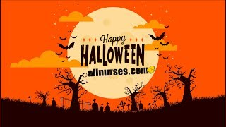 Happy Halloween Nurses - Ebook and Video
