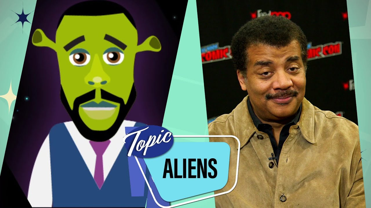 Extraterrestrial Life | Wheel of Science with Neil deGrasse Tyson