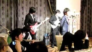 20120225_結婚式余興_GLAY「BELOVED」