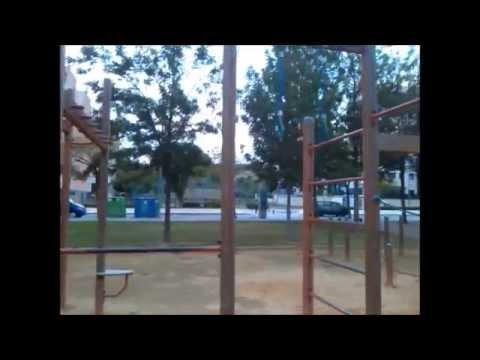 Parques  de Street Workout  Malaga